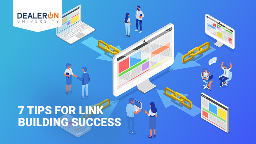 7 Tips For Link Building Success