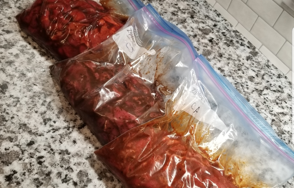 Courtney's Homemade Jerky